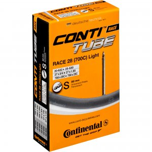 Continental Innertube Road Presta Light 80Mm Am