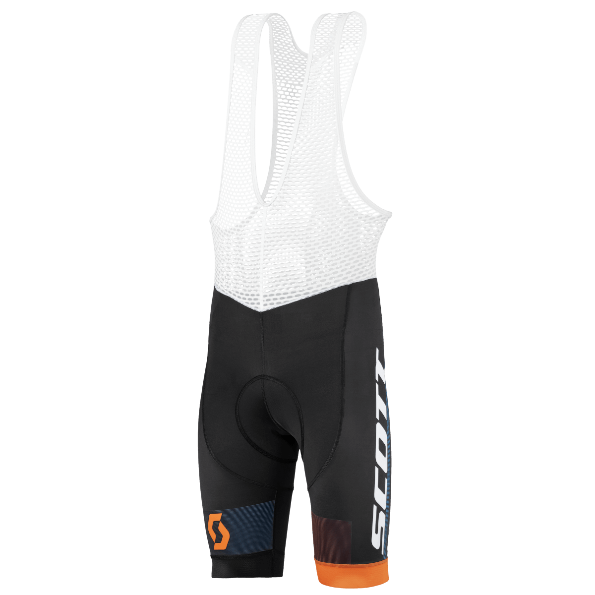 2016 Scott RC Pro bibshort (Orange)