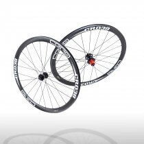 Cero CRD38 Disc Carbon Clincher Wheelset
