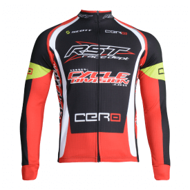 RST Team Long Sleeve Jersey