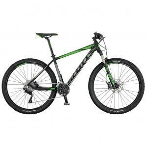 Scott Aspect 710 Mountain Bike Black/ Green 2017