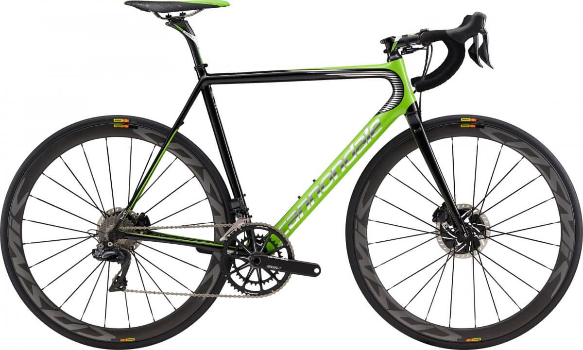Cannondale Supersix Evo Hi Mod Disc Team Di2