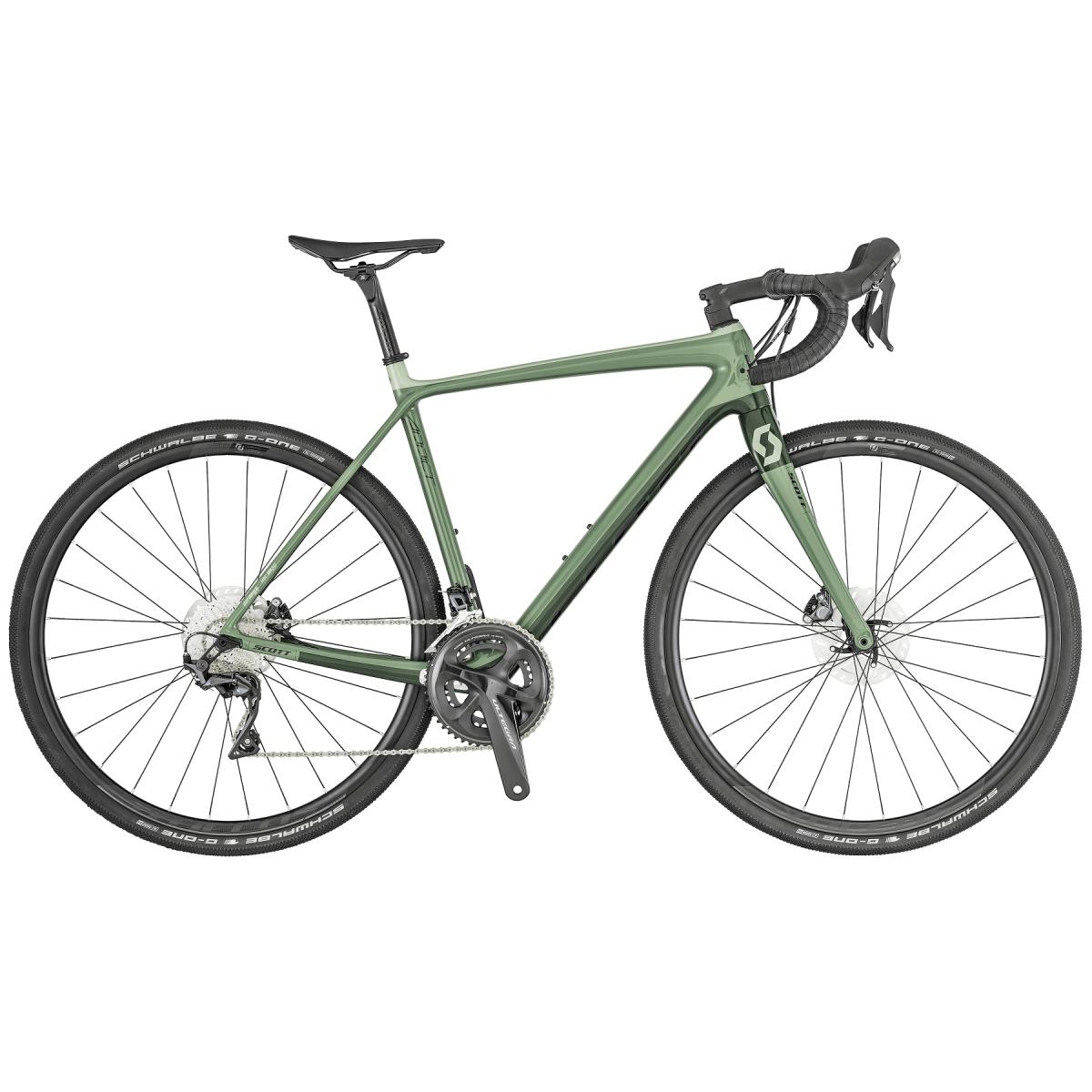 Scott Addict Gravel 20 road bike 2019