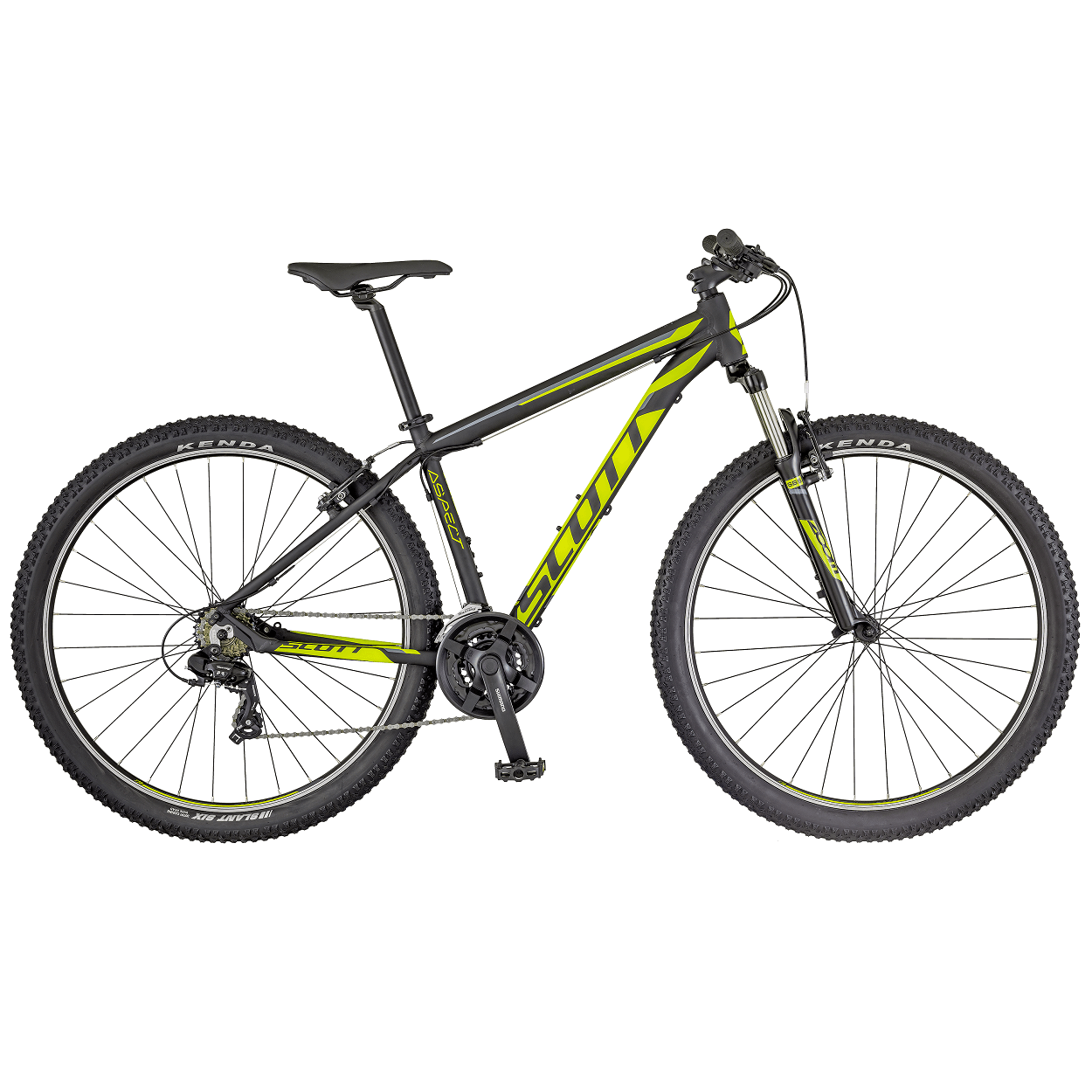 Scott Aspect 780 2018 Cycle Division