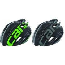 Cd Cypher Aero Helmet In Black And Green