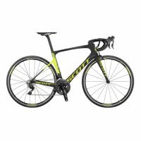 Scott Foil RC Road bike black/ Yellow 2017