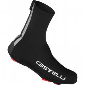 The Castelli Diluvio Weather resistant neoprene winter overshoe