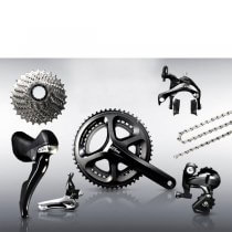 Shimano 5800 105 11Sp Groupset 170Mm 53/39