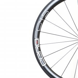 Rc45 Carbon Front Wheel 20H