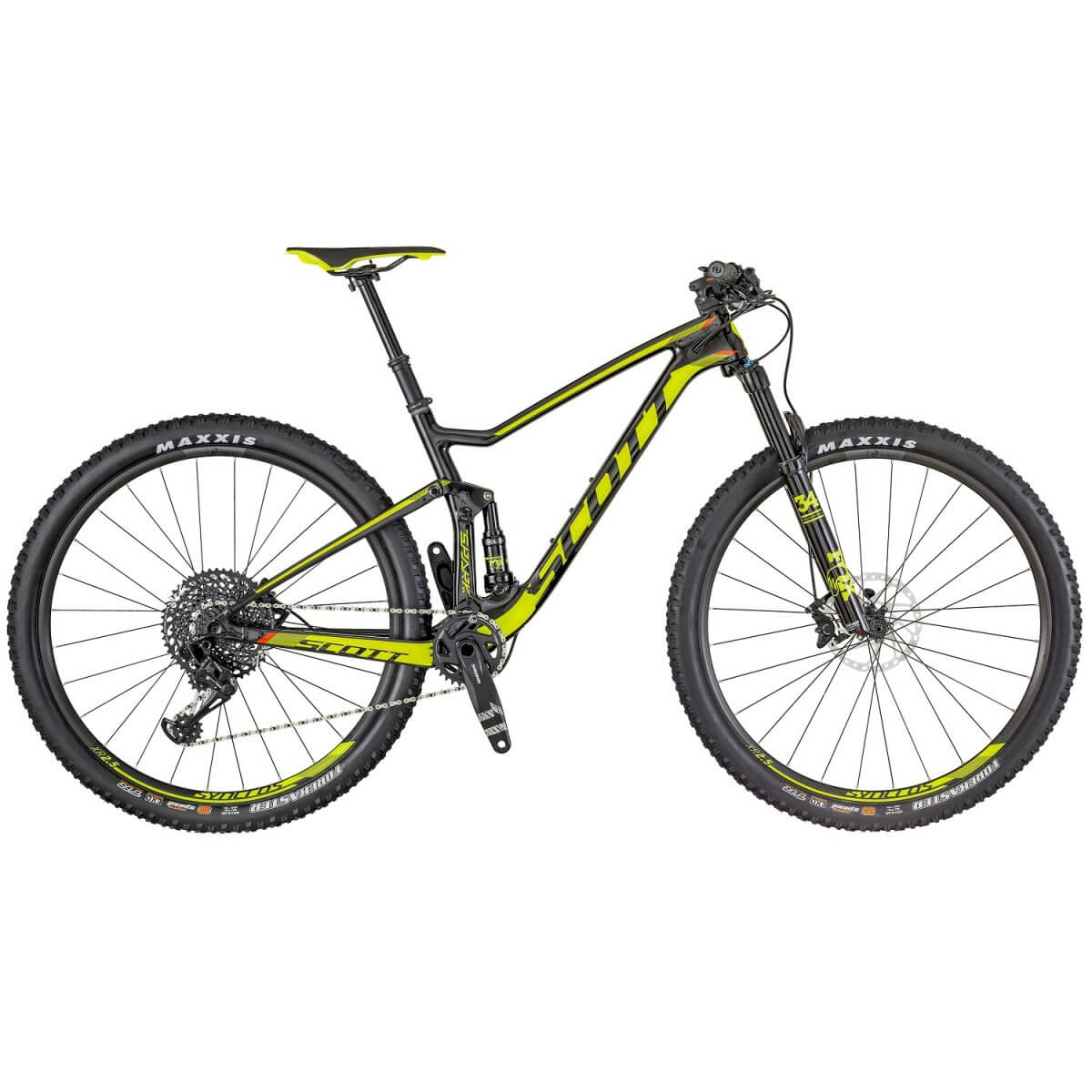 Ex Demo Scott Spark 920 2018