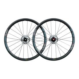 Cero RC35 Disc Carbon Clincher wheelset