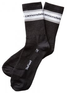Cannondale Classico Wool Socks Black