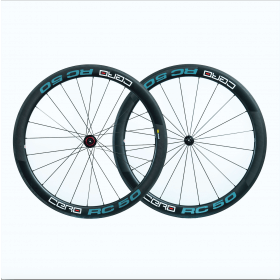 Cero RC50 Carbon Clincher wheelset