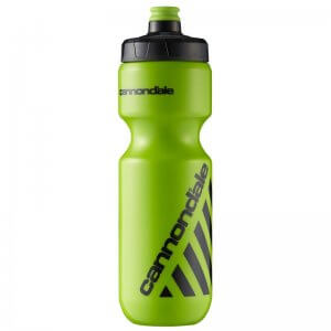 Cannondale Retro Bottle 20oz Black/Green