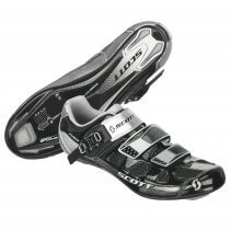 Scott Road Pro Shoe Black/Silver